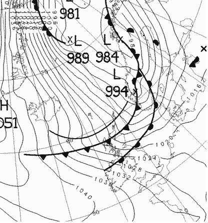 Click here to enlarge pressure chart for 0000hrs on 16th December 2010.